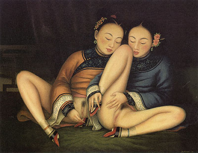 Bertholet ChineseGirls adult funny biz